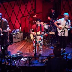 SOAK at Rockwood Music Hall (photo by Gus Philippas/WFUV)