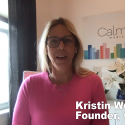 Calm City founder Kristin Westbrook gives advice on how to meditate.