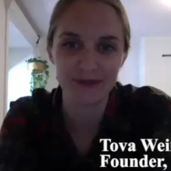 Founder of organizing company Tidy Tova, Tova Weinstock, is featured in this week's episode of Staying Safe and Sane, a video series that focuses on staying positive during the coronavirus pandemic.