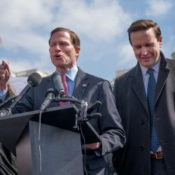 Connecticut Senator Richard Blumenthal