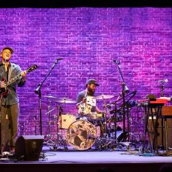 Son Little at The Sheen Center (photo by Gus Philippas/WFUV)