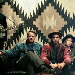 The Lone Bellow (photo by Steven Sebring, PR)