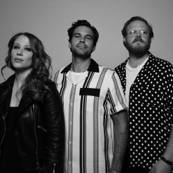 """Marquee Live at Home"" with The Lone Bellow (photo by Shervin Lainez/PR)"
