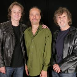 The Zombies with Paul Cavalconte at WFUV (photo by Kristen Riffert)