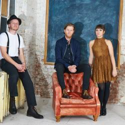 The Lumineers (photo by Scarlet Page, PR)