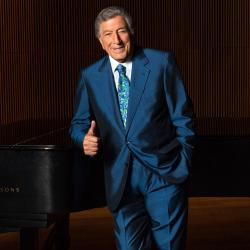 Tony Bennett (photo by PC Kelsey, PR)