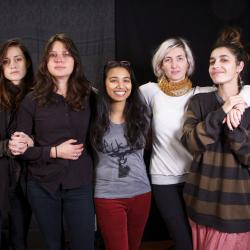 Hear an Alternate Side in Session with Warpaint.