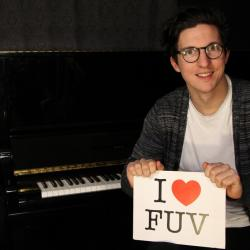 Hear an FUV Live session with Dan Croll tonight at 9