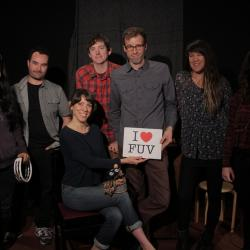 Hear an FUV Live session with Ages & Ages tonight at 9.