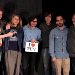 Hear an FUV Live session with Real Estate tonight at 9.