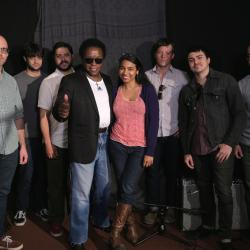 Hear an FUV Live session with Lee Fields and The Expressions tonight at 9.