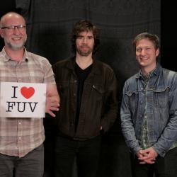 Hear an FUV Live session with Bob Mould tonight at 9.