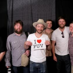 Hear an FUV Live session with Trampled By Turtles tonight at 9.