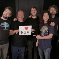 Hear an FUV Live session with FREEMAN tonight at 9.