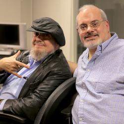 Hear an FUV Live session with Dr. John tonight at 9.