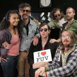 Hear an FUV Live session with Zeus tonight at 9.