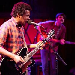 Hear an FUV Live show with Benjamin Booker tonight at 9.