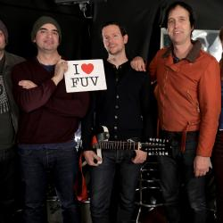 Hear an FUV Live session with Chuck Prophet at 9.