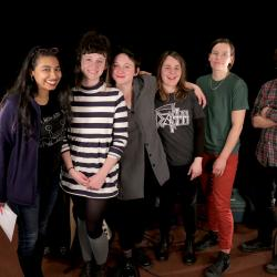 Hear an FUV Live session with Waxahatchee tonight at 9.