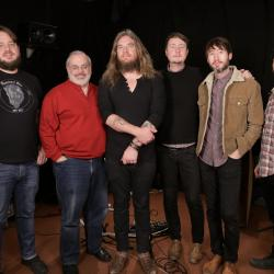 Hear an FUV Live session with Israel Nash tonight at 9.