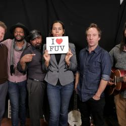 Hear an FUV Live session with Rhiannon Giddens tonight at 9.