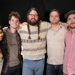 Hear an FUV Live session with Matthew E. White tonight at 9.