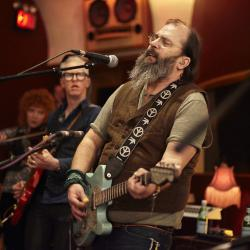 Hear a live concert with Steve Earle and the Dukes tonight at 9.