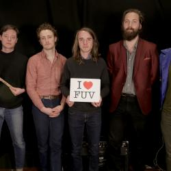 Hear an FUV Live session with Andy Shauf tonight at 9.