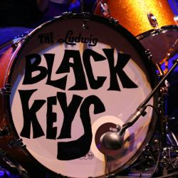 The beat of The Black Keys (photo by Laura Fedele/WFUV)