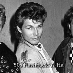 Alisa Ali remembers A-Ha's 'Take On Me' in today's '80s FUV Boat Flashback