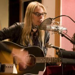 Aimee Mann at Electric Lady Studios