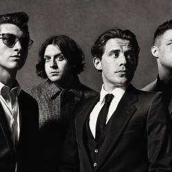Hear an FUV Live session with Arctic Monkeys tonight at 9.