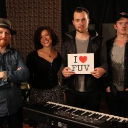 Hear an FUV Live session with Icelandic musician Ásgeir, tonight at 9.