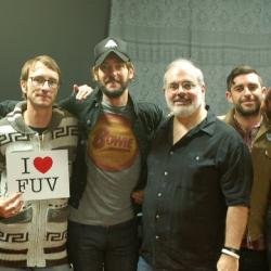 Tonight at 9pm on Words & Music, it's Band of Horses - acoustic - in a visit with host Darren DeVivo.