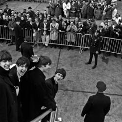Join Dennis Elsas for 'It Was 50 Years Ago Today - The Beatles Invade America,' today at 4pm on FUV.