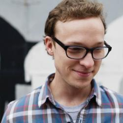 Tuesday at 9pm on Words and Music: Songwriting cellist (and cyclist), Ben Sollee performs songs from his new album, 'Half-Made Man.'