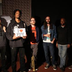Hear an FUV Live session with Black Joe Lewis, tonight at 9.