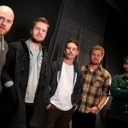 Hear an FUV Live session with Boy & Bear tonight at 9.