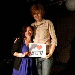 Brett Dennen is our guest on FUV Live, tonight at 9.