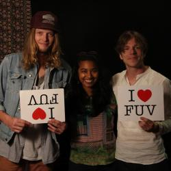 Hear an FUV Live session with Cage The Elephant tonight at 9
