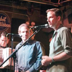It's FUV Live with Calexico and host, Dennis Elsas - Tonight at 9. See Video here.