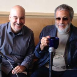 Tune in tonight at 9 to hear Eric Holland's interview with Yusuf/Cat Stevens.