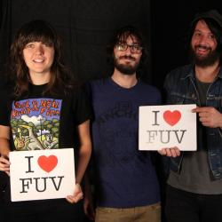 Hear an FUV Live session with Courtney Barnett tonight at 9.