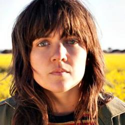 Courtney Barnett (photo by Mia Mala McDonald)