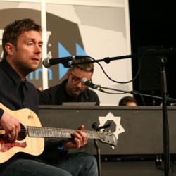 Damon Albarn (Blur, Gorillaz) treats us to new songs live from SXSW.