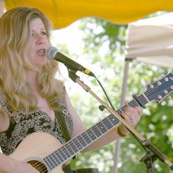 Hear a live performance by Dar Williams from this year's Clearwater Festival, tonight at 9.