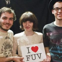 Fridays on FUV, Take Five with The Alternate Side. This week: Daughter