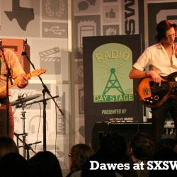 Check out all of FUV's SXSW coverage, including video of Dawes live in Austin. (And hear Dawes, live on FUV, Monday at 7pm).