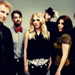 A trashcan, a chain and 4 big voices are part of the Delta Rae sound. Hear the rest, tonight at 9pm on Words & Music, and see video here!