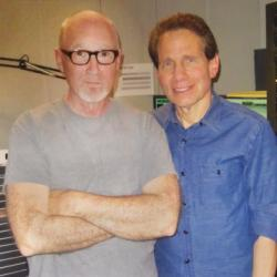It's Marshall Crenshaw, his band and host Dennis Elsas in Studio A, tonight on FUV Live.
